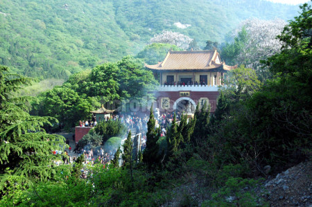 安徽淮北相山公园