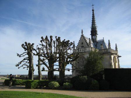法国城堡教堂