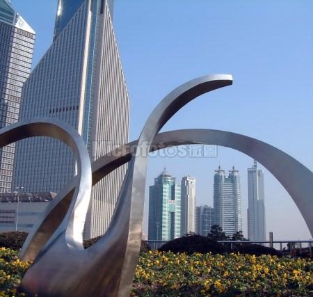 金融贸易区