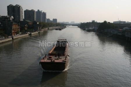 京杭大运河杭州拱