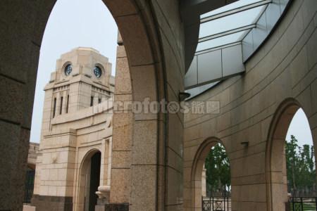 复旦大学古典校门