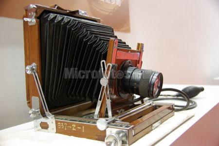 老式照相機
