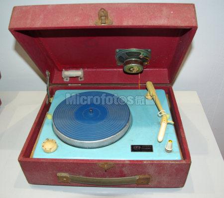 老式電唱機