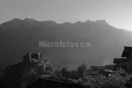 丽江宝山石头城