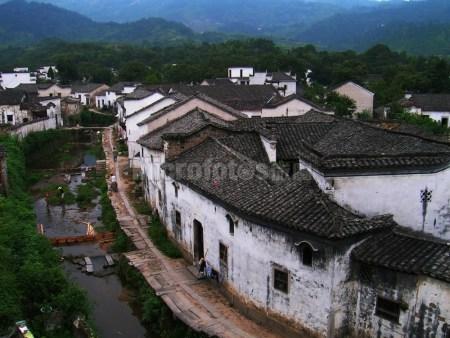 安徽查济古建筑