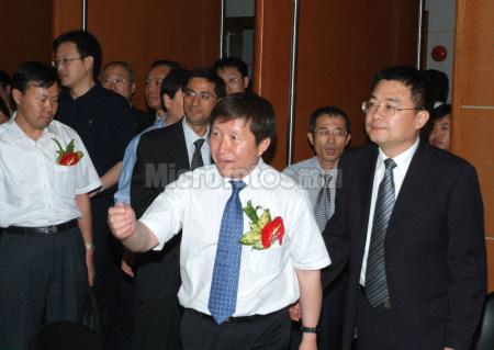 曹健林部长
