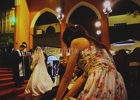 国际礼拜堂-婚礼