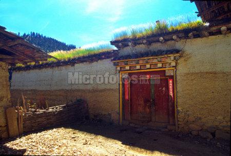 云南香格里拉藏居