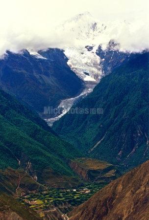 云南梅里雪山