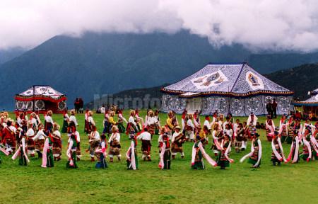 云南藏族锅庄舞