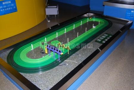 竞技场模型