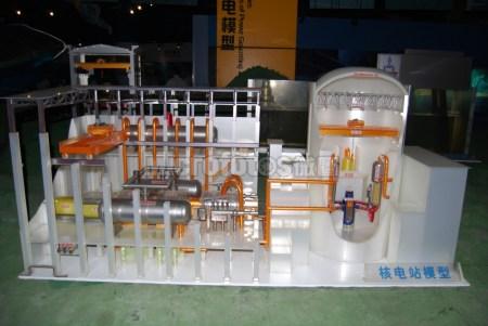 核电站模型