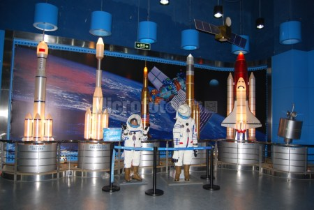 航空航天器模型