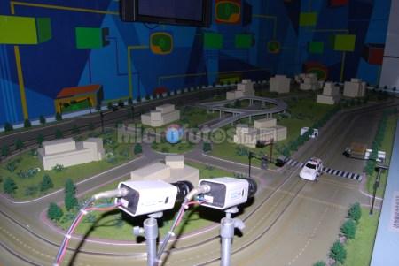 公路电子眼 模型