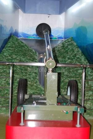 电磁炮模型