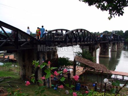 泰国桂河大桥