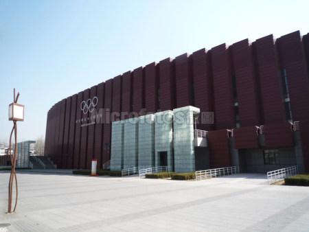 北科大体育馆
