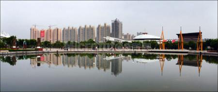 淮北市广场