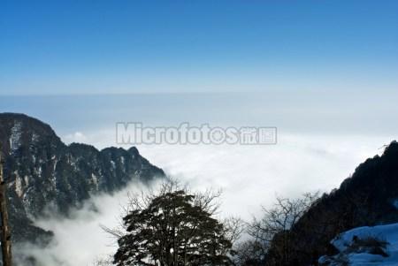 峨眉山云海