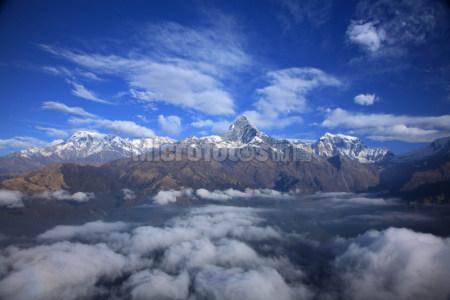 喜马拉雅航拍