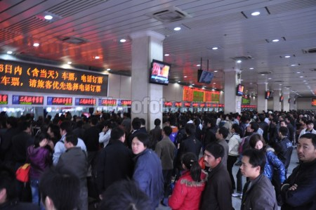 2010广州春运