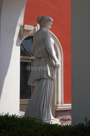 雕塑 十二主神