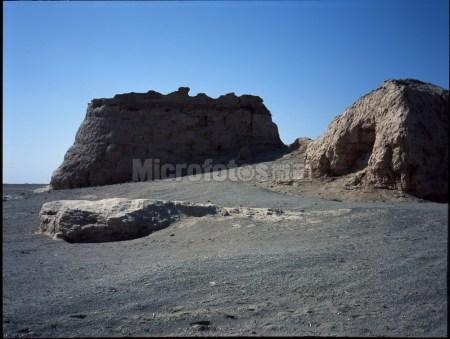 米兰古城遗址