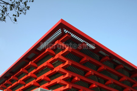 上海世博园中国馆