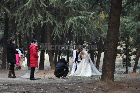 婚纱照(外景)