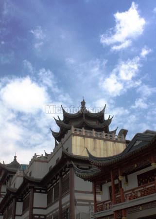 上海城隍庙金店