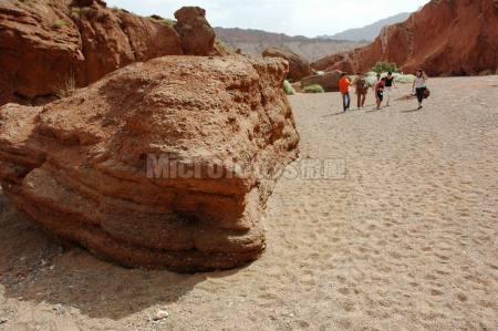 新疆天山峡谷