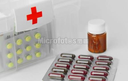 家庭小药箱