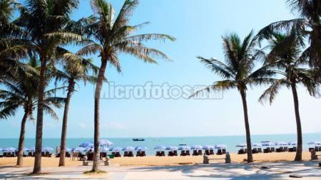 海南風光假日海灘