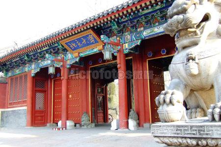 北京大学正门