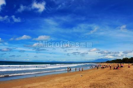 巴厘島庫塔海岸