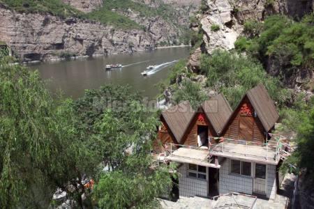 珍珠湖风景