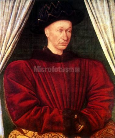 查理七世 肖像