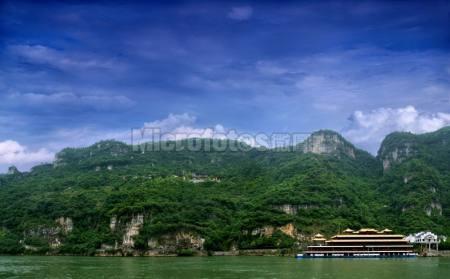 三峡人家景