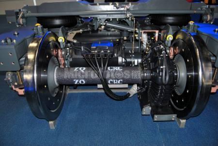 动车组车轮