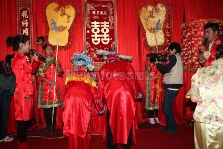 傳統中式婚禮