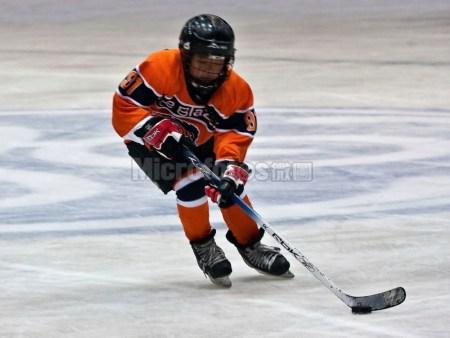 冰球运动员