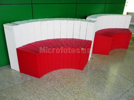 再生纸座椅