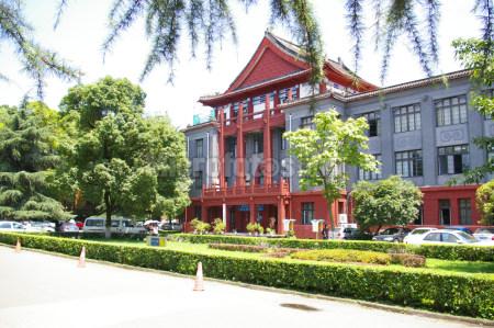 四川大学办公大楼