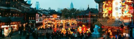 2008豫园新年灯会