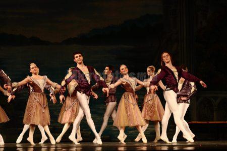 芭蕾天鹅湖