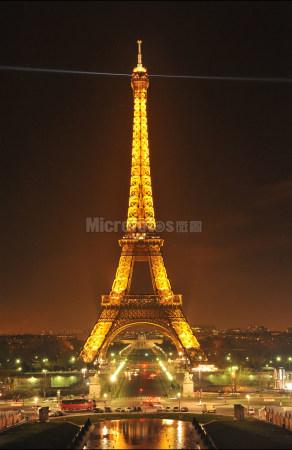 巴黎艾佛尔铁塔