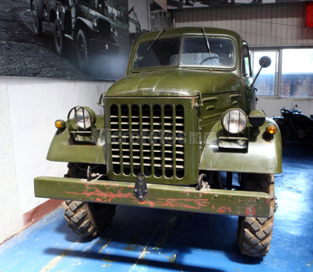 老爷车博物馆