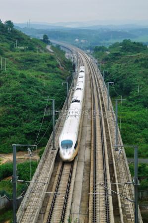 高速列车动车组