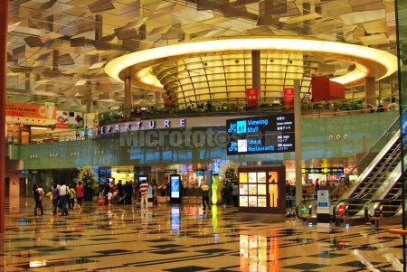 新加坡T3航站楼