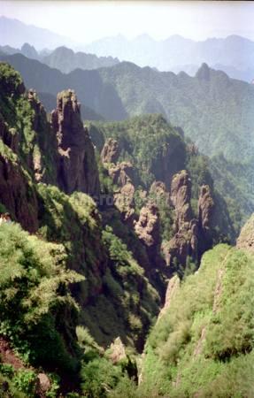 神农架林区风景垭